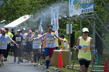 第34回カーター記念黒部名水マラソン