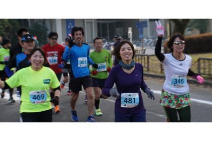 第7回 佐賀大学本庄キャンパスジョギング