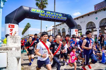 BBQリレーマラソン in おかやま 2020