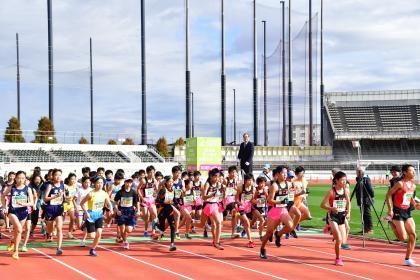 第5回さいたま国際マラソン【駒場ファンラン】