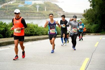 第5回 馬祖マラソン