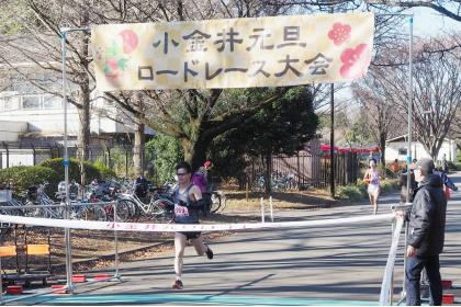 2020災害復興支援チャリティーIX 第41回小金井元旦ロードレース