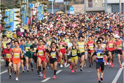 伊万里ハーフマラソン2020