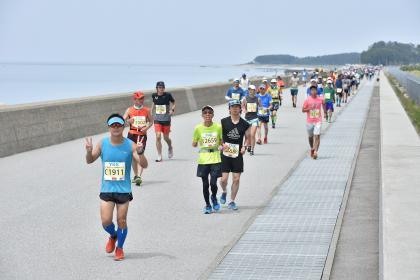 【開催中止】第37回カーター記念黒部名水マラソン