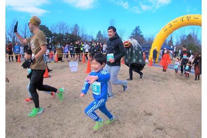 ニューイヤーマラソン in 国営昭和記念公園2022