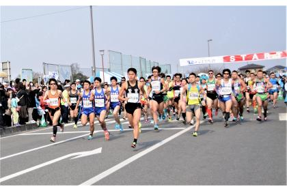 第7回よろこびのまち久喜マラソン